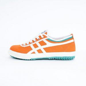 Sepatu badminton kodachi 8172 Orange Hijau ykraya.com 1